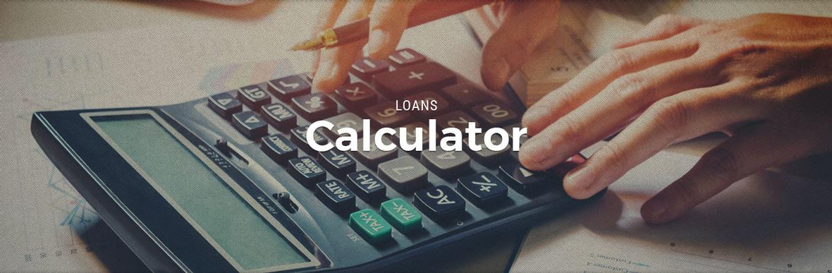 Graphic banner for Central Federal Savings and Loan Calculator page