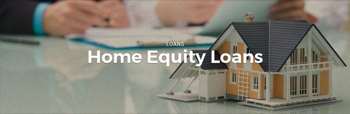 banner for home equity loans page