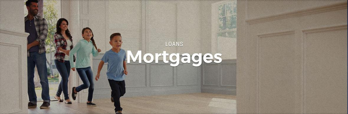 Banner picture for the Mortgages page for Central Federal Savings and Loan