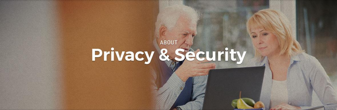 Banner picture for Privacy & Security page for Central Federal Savings and Loan
